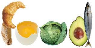 nutrientes recomendados